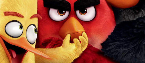 "Actors of Kvartal 95 become the voices of cartoon characters in ""THE ANGRY BIRDS MOVIE"""