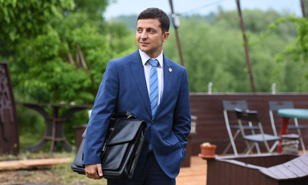 KVARTAL 95 STARTED FILMING THE SECOND SEASON OF 'SERVANT OF THE PEOPLE' SERIES